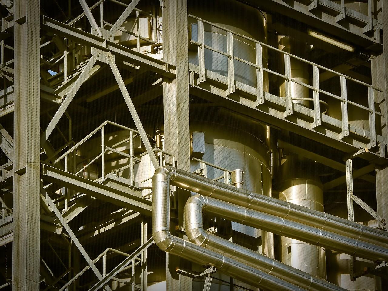 Изготовление строительных металлоконструкций в Москве